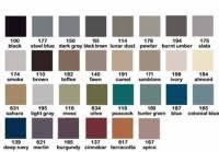 Johnsonite Vinyl Base Color Chart Johnsonite Vinyl Base