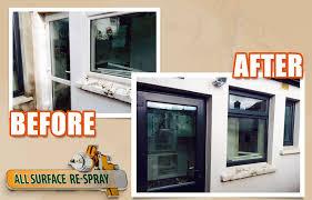 upvc respray service in ireland all