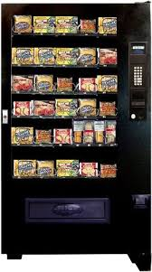 Cheese Vending Machine Interesting Seaga VC48 Fivewide Refrigerated Food Vending Machine Holds 48
