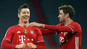 Watch the most important goals from the debut agai. Der Ewige Rekord Von Muller Bitte Nicht Robert Lewandowski N Tv De