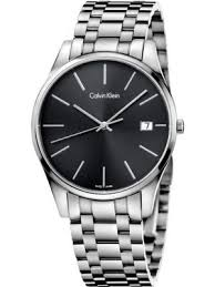 calvin klein watches view the creative watch co range calvin klein men s time black dial classic stainless steel mini st watch date display