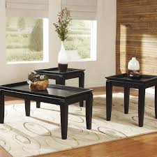 black living room table set elegant black coffee table sets for living room