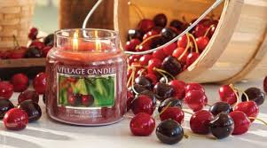 <b>Ароматическая свеча Black Cherry</b>
