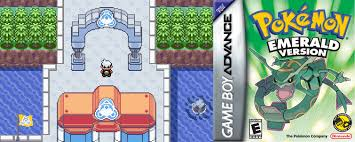 Serebii.net - On this day in 2004, sixteen years ago, Pokémon Emerald was  first released in Japan. This game was the enhanced version of Ruby &  Sapphire and featured a more intricate