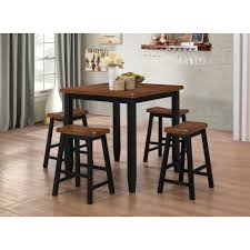 Kitchen Pub Table Sets Darby Home Co Simmons Casegoods Ruggerio 5 Piece Counter Height