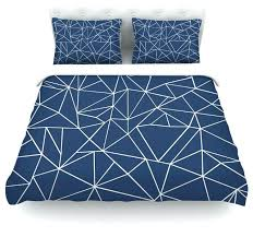 full image for navy blue super king duvet cover super king size duvet cover duck egg