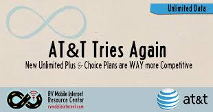 at t tries again new unlimited plus choice plans are way more peive