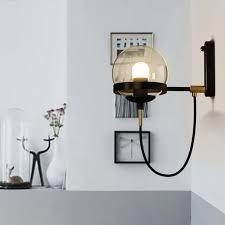 bedroom sconce lighting. LED Wall Lamps Modern Simple Bedroom Sconce Light Indoor Kitchen Living Room Corridor Lighting Bar Coffee Lights Lamp-in From