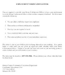 How To Request Employment Verification Letter From Employer Employee Verification Letters Past Employment Letter For