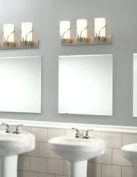 modern bathroom vanity lighting. Modern Bathroom Vanity Lights Farmhouse For Light Plans 12 Lighting H