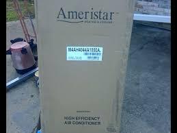 ameristar heat pump install 3 5 ton 2016 ameristar heat pump install 3 5 ton 2016