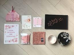 kizuna lifestyle sakura cherry blossom box