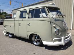Find new 1960 Volkswagen Double Cab Pickup in Floyds Knobs, Indiana ...