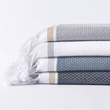 cotton hand towels for bathroom. step up your bathroom style with these 10 turkish bath towels cotton hand for