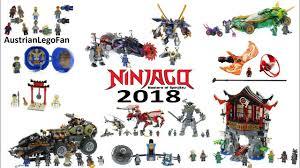 LEGO NINJAGO SEASON 9 CUSTOM MINIFIGURES by Nick the Brick
