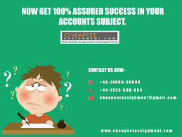 cheapest accounting assignment help online in uk and  accounting assignment help