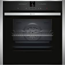 b57cr22n0b pyrolytic slide and hide single electric oven stainless steel
