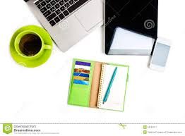 office planner. Royalty-Free Stock Photo Office Planner