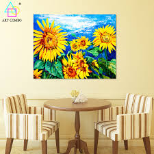 Sunflower Home Decor Sunflower Decorations Promotion Shop For Promotional Sunflower