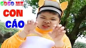 Con Cáo Ranh Ma - Minh Hiếu ft Minh Phú & Minh Anh - Nhạc Thiếu Nhi Sôi  Động Cho Bé - YouTube