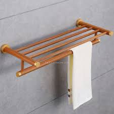 wood towel bar. Nice Bathroom Towel Holder Ideas Small Home Decoration Gallery And Unique Holders Wood Bar