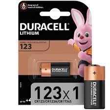 <b>Батарейка</b> литиевая <b>Duracell CR123</b> ULTRA 3V (<b>CR123</b>/<b>CR123A</b> ...