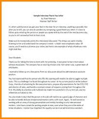 Thank You Letter Sample Nursing Interview Template Short After Email ...