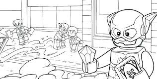 Lego Nightwing Coloring Pages Hcros Colorige Flsh Billedresultt