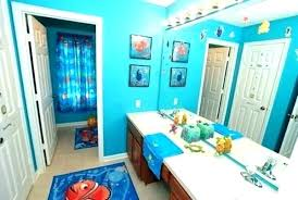 ocean themed bathroom ocean decor ideas bathroom kids beach themed decorating room fish sets beach themed bathroom rug sets