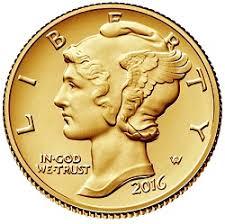U S Mint Shares Pricing Chart For 2016 Centennial Gold