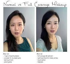 makeup normal
