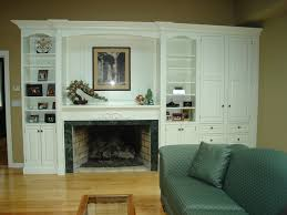 Small Picture Fireplace surround and Wall unit