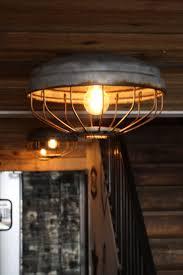 primitive lighting fixtures. Industrial Light Chicken Feeder Who New :) Primitive Lighting Fixtures D