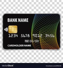 Contactless Card Design Contactless Credit Card