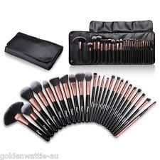 ovonni professional makeup brush kit set of 24 cosmetic make up beauty brushes