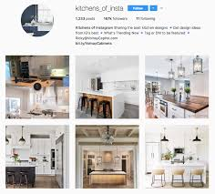Best Kitchen Instagram Accounts for Renovation Inspo - Kitchen Craftsmen