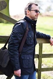 it defines countrywear but is the barbour corbridge the wax jacket for the outdoor man