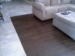 dark wood tile flooring. Interesting Dark Wood To Tile Transition  Whitewashed Tiles Darker Planks  Finishing Floor A  To Dark Wood Tile Flooring W