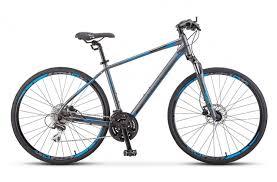 <b>Велосипед Stels Cross 150</b> D Gent 28 V010 (2019) купить в ...