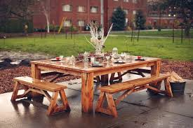 Rustic garden furniture Backyard Rustic Patio Furniture Sets With Regard To Rustic Outdoor Table And Chairs Docbarlowcom Rustic Patio Furniture Makeover Target Patio Decor Photo Of Rustic