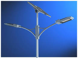 Solar Powered LED Street Light With Auto Intensity ControlStreet Light Solar System