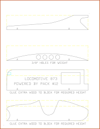 Pinewood Derby Templates - April.onthemarch.co