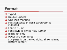 guide to writing a basic essay format  typed  double spaced  guide to writing a basic essay 2 format