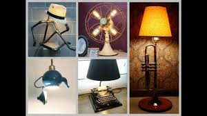35 Recycled Lamp Ideas Trash To Treasure Diy Projects Youtube