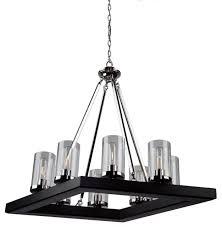 artcraft lighting ac10848dc canyon creek 8 light chandelier