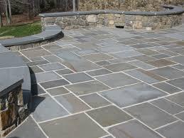 bluestone patio base