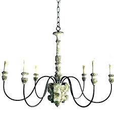 french country wrought iron chandeliers white chandelier vintage metal s fu