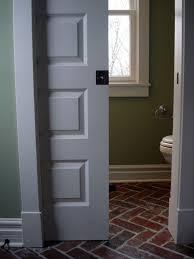 sliding bathroom doors. Homey Pocket Door Pictures How To Install A Diy Pj Fitzpatrick Classy Home Designs Sliding Bathroom Doors