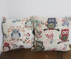 Owl Pillow Pattern Pillow Covers Pattern Promotion Shop For Promotional Pillow Covers