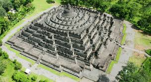 Resultado de imagen para imagenes del templo Borobudur